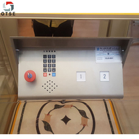 hot sell screw platform small home lift