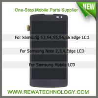 Cell Phone LCD Digitizer For Samsung Galaxy Note LTE I717 LCD Screen Display Replacement