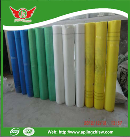 hot sale Glass fiber grid cloth is mainly used in wall enhanced material