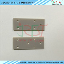 160-190W/mk high thermal conductivity insulation ALN electronic alumina nitride ceramic substrate