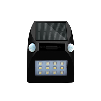solar lamp for Garden ,Yard, Pathway, Wall ,Patio, Deck Steps ,with Motion Sensor Light PIR Wirele