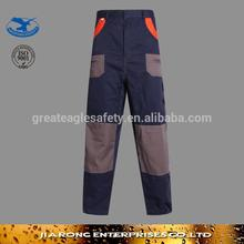 100% cotton safety trousers for sale-WC1012D