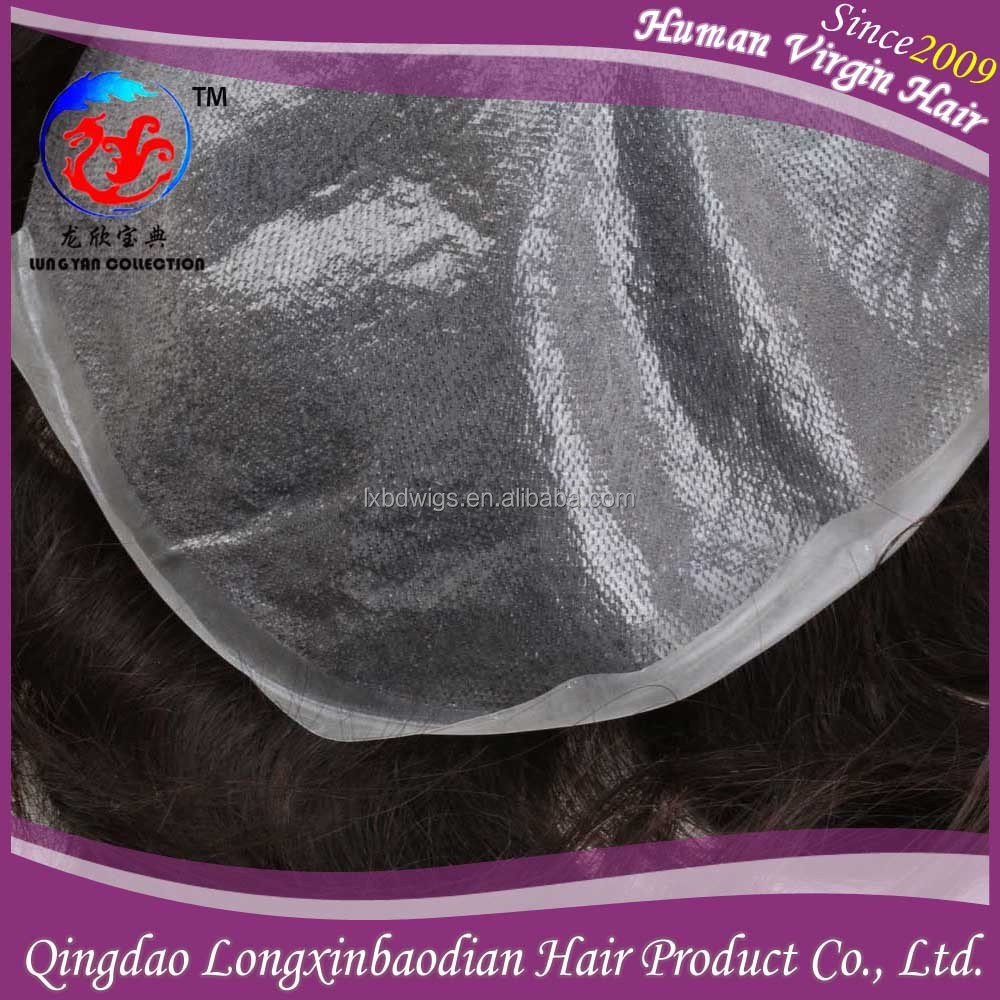 Womens hairstyles Best Selling Natural Color Indian Hair Men Toupee