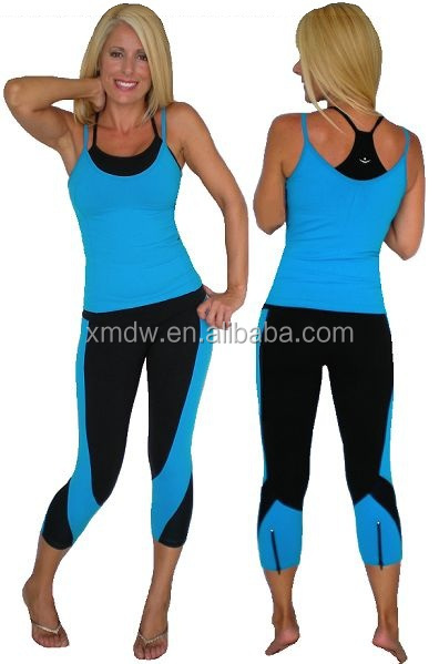 wholesale new deaign sexy womens gym wear