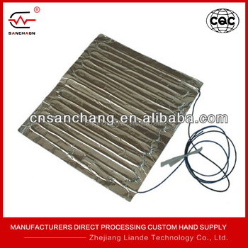 Easy installation self-adhesive Aluminum Foil Heater 220v used in electric appliances