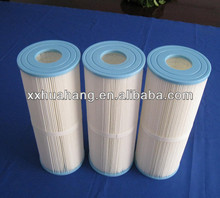 "10"" Cartridge water filter pleated filter cartridges"