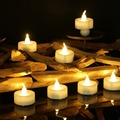 Factory direct Mini LED tea light Candle wall home decoration electric flameless Candle