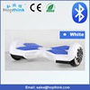 New model self balance 2 wheels electric scooter with led light and bluetooth