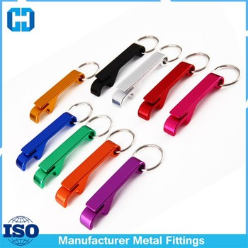 Small Metal Bottle Openers Keyring With Best Quality