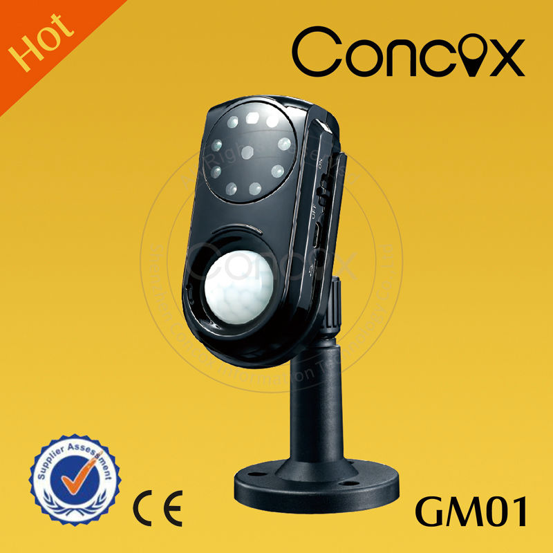 Concox camera secret GM01 Automatically photograph/ mini wireless hidden camera in security and protection