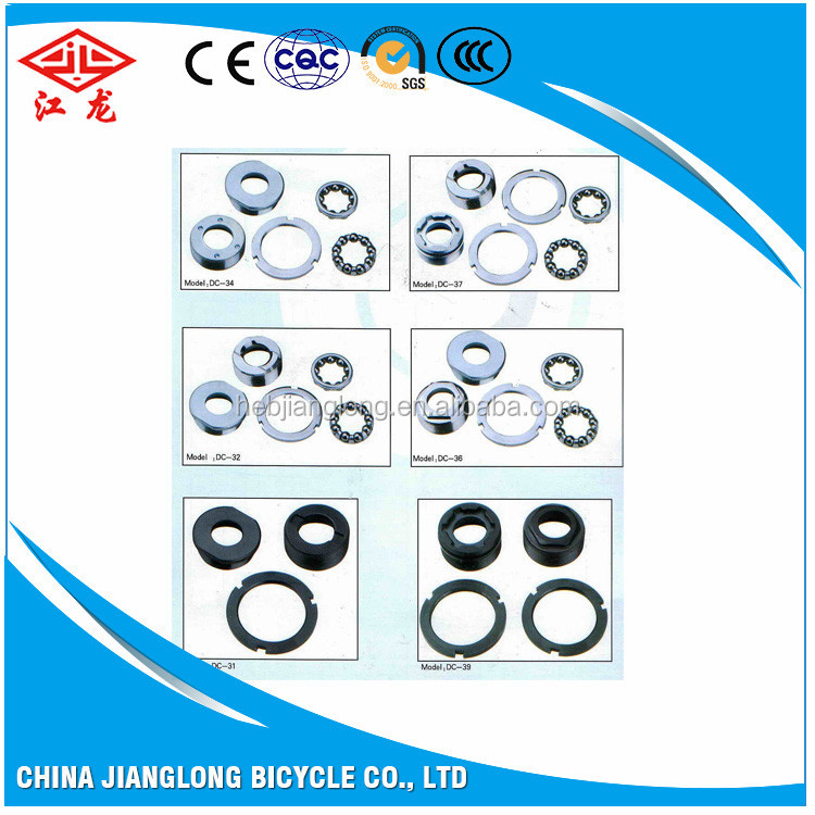 China low price products steel ED,CP,UCP Finished color bicycle bottom bracket