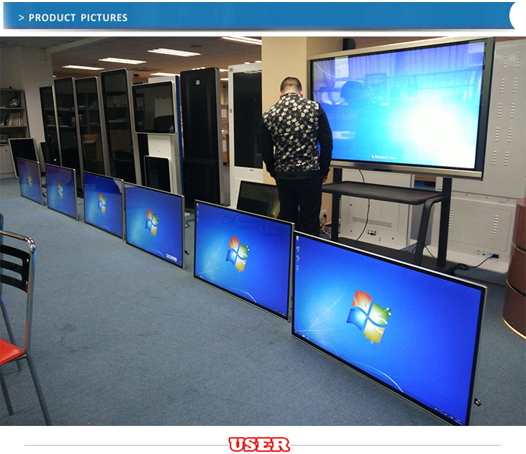 "55"" multi-touch all in one touch screen PC"