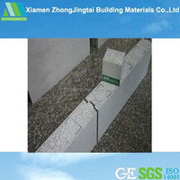 Prefabricated house freezer lightweight removable wall panels