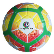 PVC soccer ball football Size 5 4 3 2 mini balls custom logo print machine sewn football wholesale soccer ball