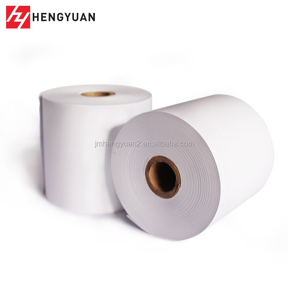 "2-1/4""(W) x 80'(L) Thermal Paper Rolls Faxing Thermal Paper Thermal Fax Rolls"