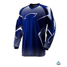 professional rider specialized polyester motocross jersey for youth
