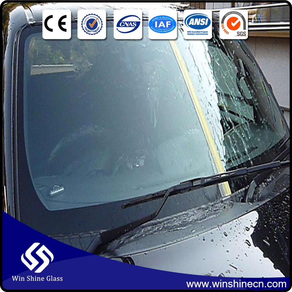 Factory direct sale Tempered safety automotive Glass for car