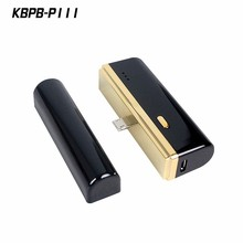 2017 Sinobangoo NEW DESIGN Mini Compact Rechargeable Power Bank Portable Phone Charger for Mobile Phones