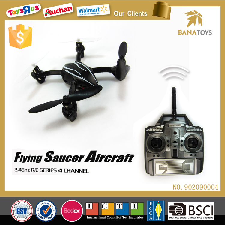 Super 2.4G 4-axis rc smart drone quadcopter