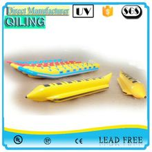 Most popular water game inflatable manta ray fly boats imported