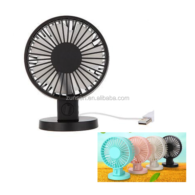 Convenient Mini Ventilation Fan Rechargeable Battery USB Fan Air Conditioning Mosquito Net Ceiling Fan