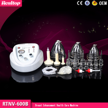 Beautiful Hot Breast Massage Machine/Nipple Suction Nude Breast Massage Breast enhancement pump Beauty Equipment