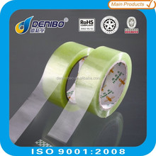 stable acrylic adhesive customer design bopp gum tape for sale
