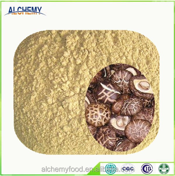Fungus powder, lentinus edodes powder , mushroom powder