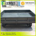 Good quality track appropriate price rail hand trolley