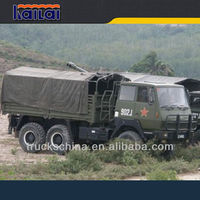 SHACMAN LORRY TRUCK off road military 6x6 truck