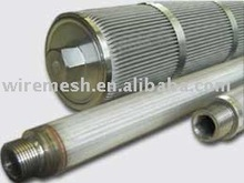 AUTO CAR SS wire mesh filter cylinder