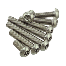 China manufacturer fasteners carbon steel security screws / anti-theft screws