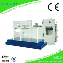 2015 hot sale automatic creasing and diecutting machine