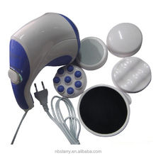 Electric Handheld Body Massager Relax Spin&Tone Body