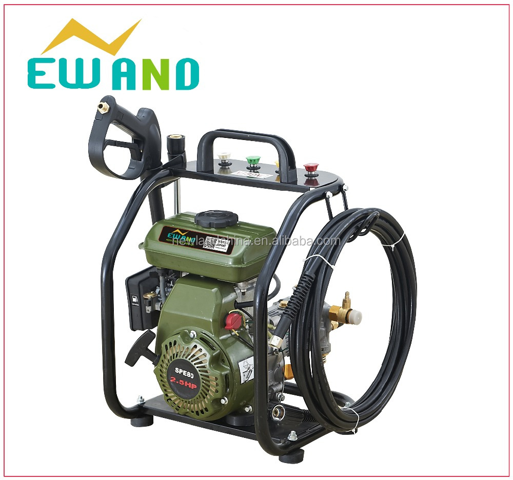 Hot sale 12v handy pressure washer (2.4Hp) american home washing machine