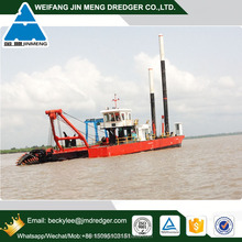 7000m3/h hydraulic cutter suction sand dredger equipment for sale
