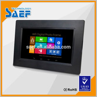 1024*600 Table Stand & Wall Mount tft 7, 10.1, 14, 21.5 inch lcd android advertising player