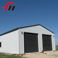 High Quality Structural Steel Frame Warehouse