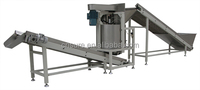 CE industrial automatic soya protein chunks production line