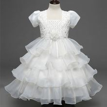 summer formal wear girls communion dresses puffy wedding baby girl dress online shop india lady frock design