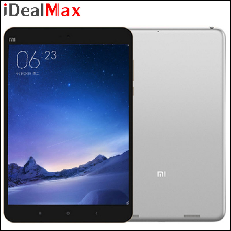 "New Original Xiaomi MiPad 2 Mi Pad 2 Intel Atom Z8500 Metal Body 7.9"" 2048x1536 6190mAh Battery 2GB RAM 16GB ROM Tablet PC"