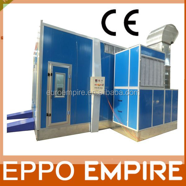 Car painting use economic mobile spray booth cabin paint station