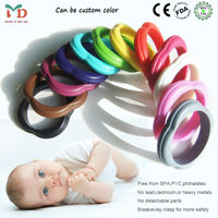 China Manufacturer Silicone Childrens Fashion Accessories