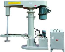 FS4kw-45kw solvent based high speed color paint disperser