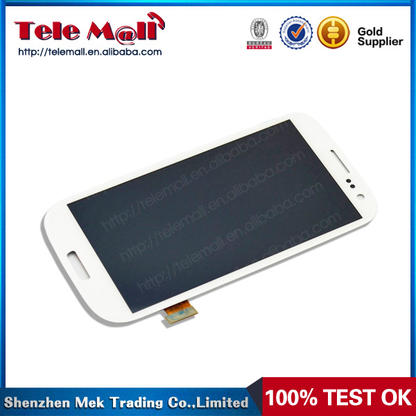 Replacement for samsung galaxy s3 i9300 lcd screen display, i9300 lcd, for Galaxy s3 lcd screen