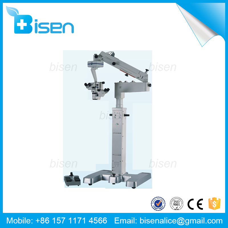 BS-3E China Medical Binocular Microsurgery Dental Ophthalmology Eye Operation Microscope