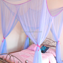 twin layer rectangle romantic bedroom mosquito net bed canopy