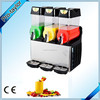 Three tanks 12L granita machine Slush maker home frozen drink slush machine