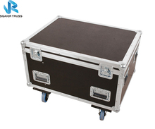 Heavy Duty small aluminum tool case with wheels,aluminum flight case