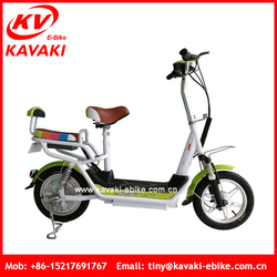 Guangzhou Kavaki Famous Brand New Design 2 Wheel Electric City Street Bike For Lady Girl